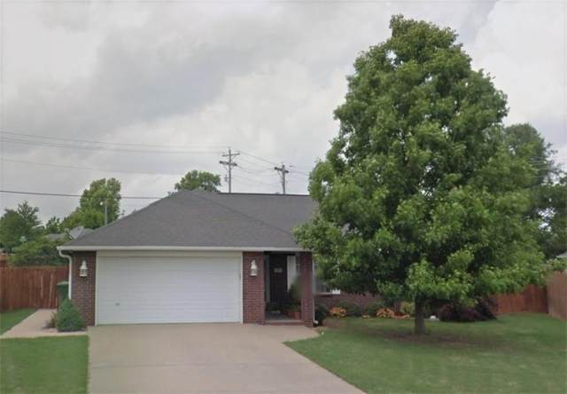 801 E Hardwood Circle, Rogers, AR 72758 (MLS #1180879) :: Five Doors Network Northwest Arkansas