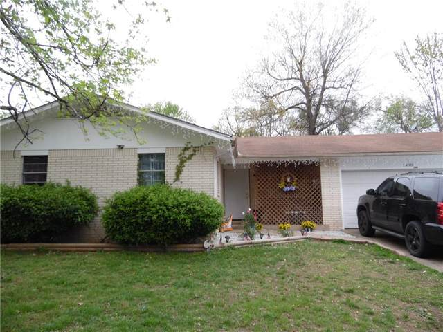 1400 Letha Drive, Springdale, AR 72762 (MLS #1180880) :: NWA House Hunters | RE/MAX Real Estate Results