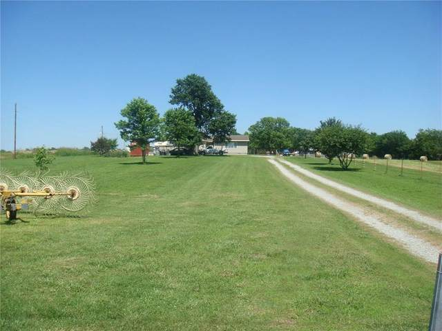 400 N Cherokee Street, Kansas, OK 74347 (MLS #1180883) :: NWA House Hunters | RE/MAX Real Estate Results