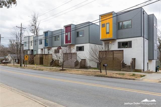 175 W Martin Luther King Boulevard, Fayetteville, AR 72701 (MLS #1180908) :: Five Doors Network Northwest Arkansas