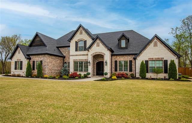 3503 Copper Ridge Road, Little Flock, AR 72756 (MLS #1180926) :: Five Doors Network Northwest Arkansas