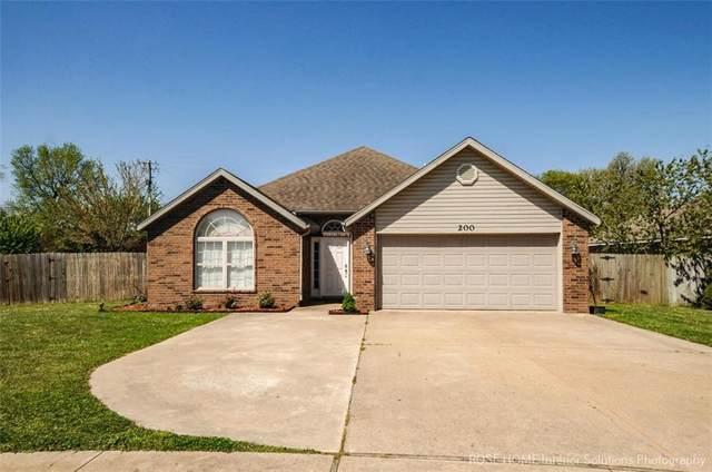 200 Maple Leaf Avenue, Siloam Springs, AR 72761 (MLS #1180930) :: Five Doors Network Northwest Arkansas