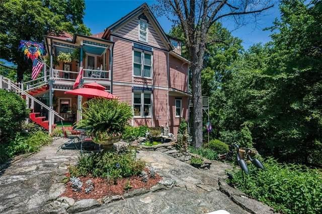 263 Spring Street, Eureka Springs, AR 72632 (MLS #1181039) :: NWA House Hunters | RE/MAX Real Estate Results