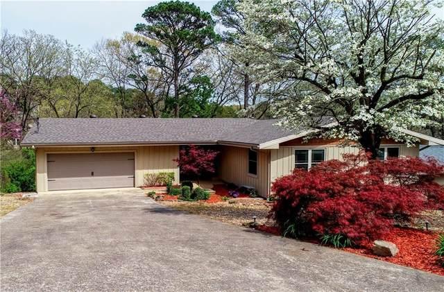 15 Morpet Lane, Bella Vista, AR 72714 (MLS #1181052) :: Five Doors Network Northwest Arkansas