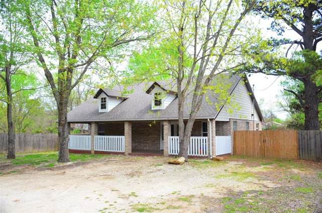 3914 Sally's Place, Fayetteville, AR 72701 (MLS #1181082) :: McNaughton Real Estate