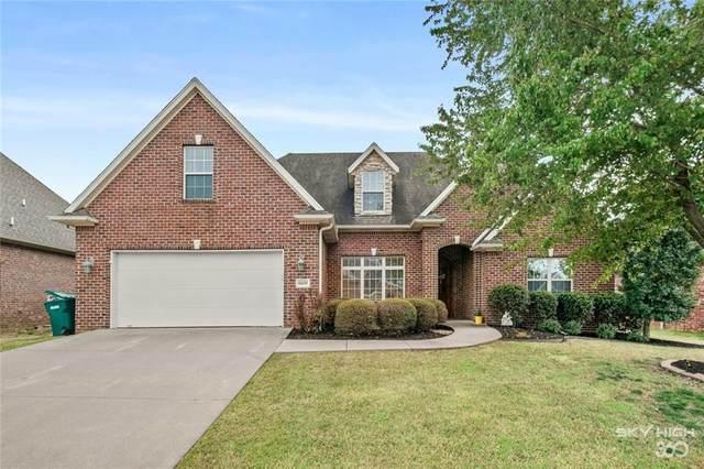 6608 W Inverness Drive, Rogers, AR 72758 (MLS #1181084) :: Five Doors Network Northwest Arkansas