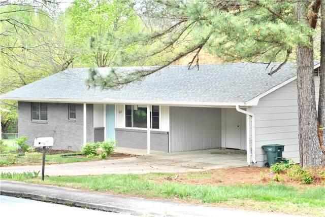 617 E Ash Street, Fayetteville, AR 72703 (MLS #1181099) :: Five Doors Network Northwest Arkansas