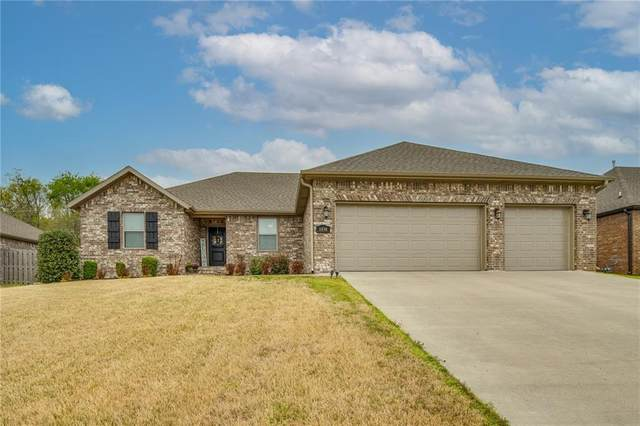 1650 Amber Way, Centerton, AR 72719 (MLS #1181142) :: McMullen Realty Group