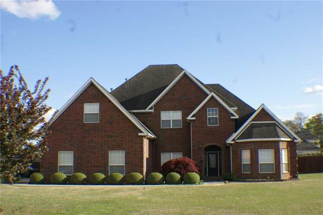 947 Apple Meadows Road, Springdale, AR 72764 (MLS #1181155) :: Five Doors Network Northwest Arkansas