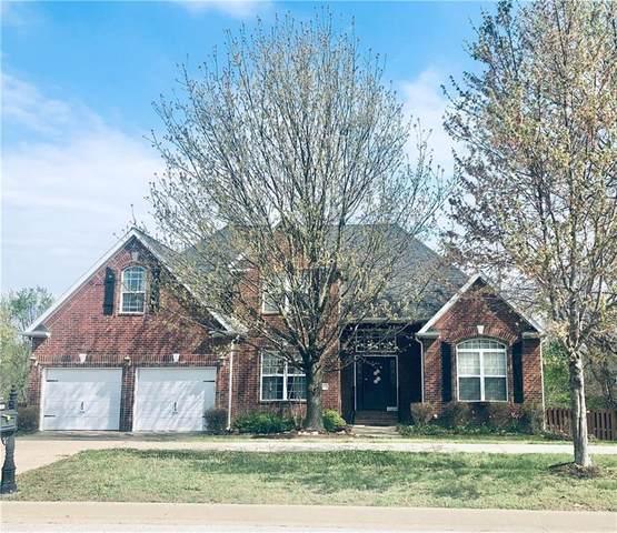 4222 W Morning Mist Drive, Fayetteville, AR 72704 (MLS #1181205) :: Five Doors Network Northwest Arkansas