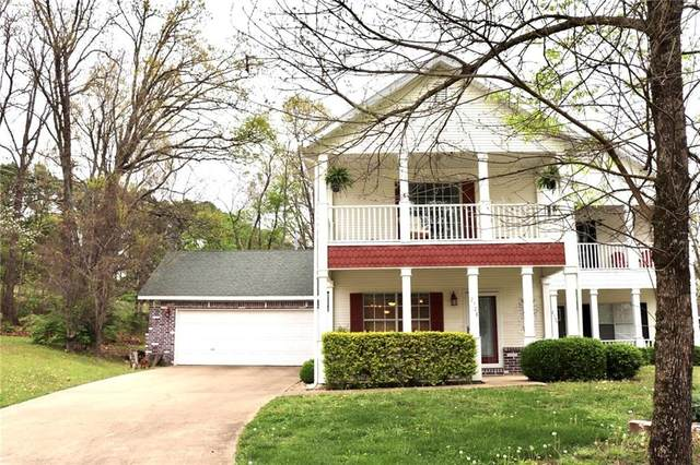 2128 Cinnamon, Fayetteville, AR 72703 (MLS #1181211) :: Five Doors Network Northwest Arkansas
