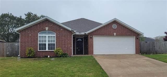 501 Firewood Drive, Centerton, AR 72719 (MLS #1181235) :: Five Doors Network Northwest Arkansas
