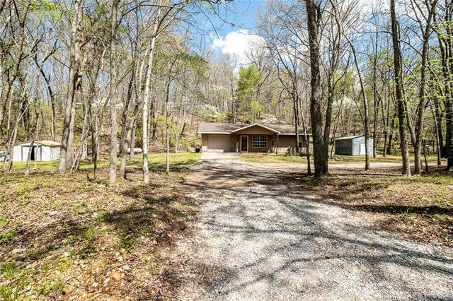 17500 Posy Mountain Road, Rogers, AR 72756 (MLS #1181281) :: McMullen Realty Group