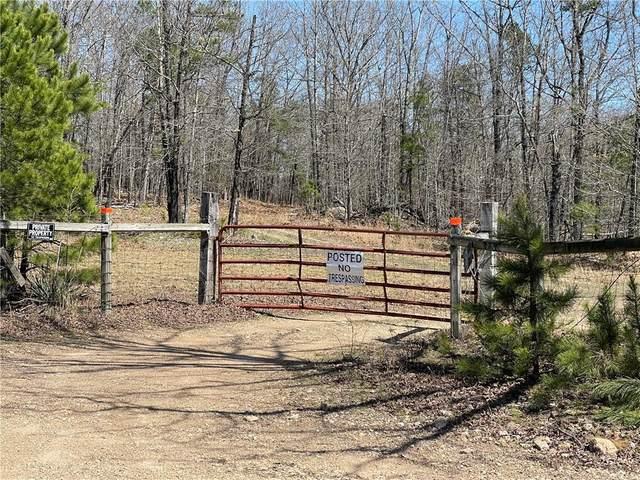 Morgan Cave Road, Zinc, AR 72601 (MLS #1181285) :: Five Doors Network Northwest Arkansas