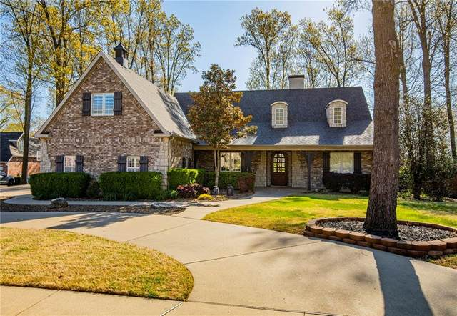 3202 NW Marseille Court, Bentonville, AR 72712 (MLS #1181308) :: McMullen Realty Group