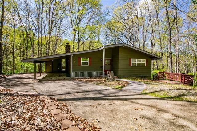 1 Teme Lane, Bella Vista, AR 72714 (MLS #1181320) :: NWA House Hunters | RE/MAX Real Estate Results