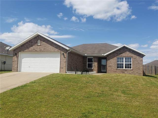 6404 SW Meadow Well Avenue, Bentonville, AR 72713 (MLS #1181390) :: McMullen Realty Group