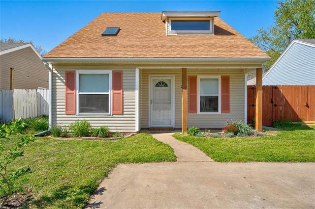 2108 Blueberry Lane, Springdale, AR 72762 (MLS #1181396) :: McMullen Realty Group