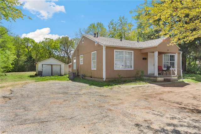 1001 Turner Street, Springdale, AR 72764 (MLS #1181444) :: Five Doors Network Northwest Arkansas