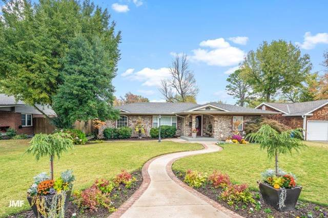710 Jefferson Street, Bentonville, AR 72712 (MLS #1181473) :: McMullen Realty Group