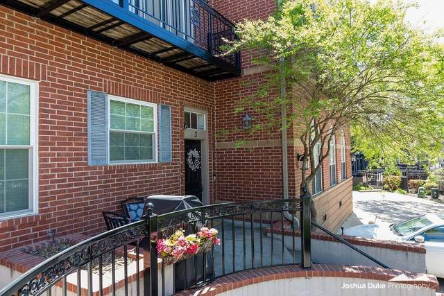 340 N Campbell Avenue #3, Fayetteville, AR 72701 (MLS #1181550) :: McMullen Realty Group