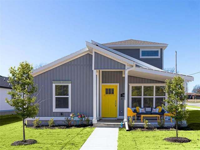 502 SW D Street, Bentonville, AR 72712 (MLS #1181675) :: NWA House Hunters | RE/MAX Real Estate Results