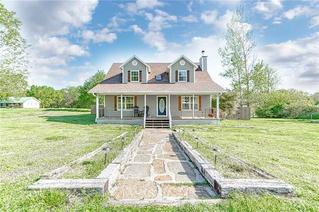 21794 Mount Olive Road, Elkins, AR 72727 (MLS #1181784) :: McMullen Realty Group