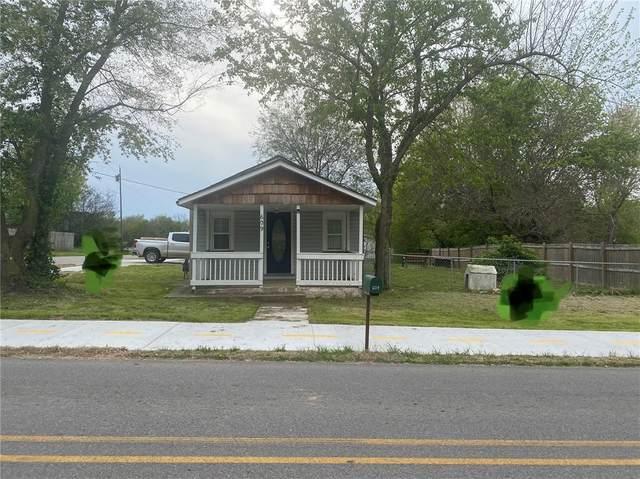 609 2nd Street, Gravette, AR 72722 (MLS #1181846) :: McMullen Realty Group