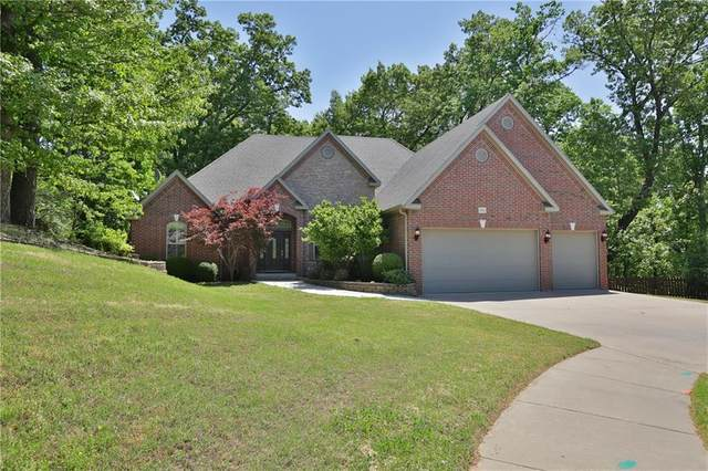 1303 NE Fairwinds Drive, Bentonville, AR 72712 (MLS #1181900) :: Annette Gore Team | EXP Realty