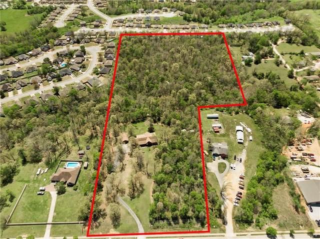 3257 Wagon Wheel Road, Springdale, AR 72762 (MLS #1181920) :: Five Doors Network Northwest Arkansas