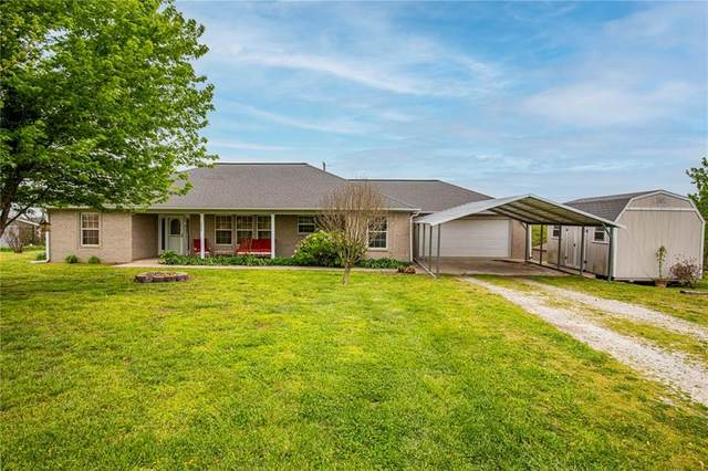 12080 Rutherford Road, Gentry, AR 72734 (MLS #1181983) :: Annette Gore Team | EXP Realty