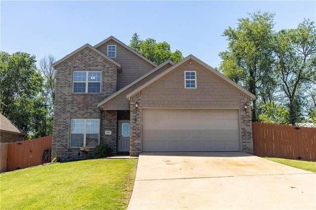 1527 Counts Drive, Springdale, AR 72764 (MLS #1182013) :: United Country Real Estate