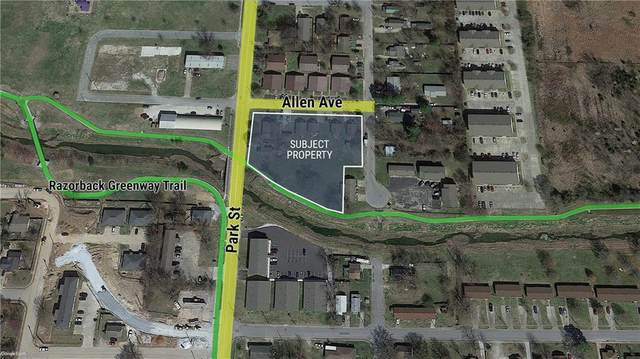 Allen Avenue & Park St, Springdale, AR 72764 (MLS #1182035) :: Five Doors Network Northwest Arkansas