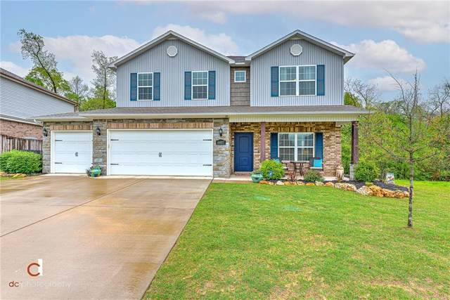 6407 SW Chestnut Hill Road, Bentonville, AR 72713 (MLS #1182296) :: Five Doors Network Northwest Arkansas