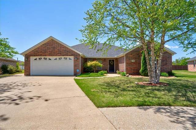 5108 S 60th Place, Rogers, AR 72758 (MLS #1182308) :: Annette Gore Team | EXP Realty