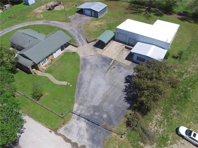 407 Nelson Drive, Berryville, AR 72616 (MLS #1182413) :: McMullen Realty Group