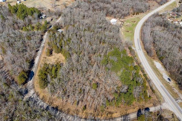 TBD Winn Mountain Loop, Mountainburg, AR 72921 (MLS #1182419) :: Five Doors Network Northwest Arkansas