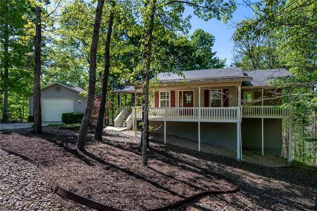 21 Drayton Lane, Bella Vista, AR 72715 (MLS #1182488) :: Five Doors Network Northwest Arkansas