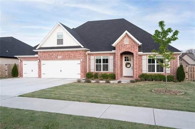 1010 Owen Lane, Bentonville, AR 72713 (MLS #1182494) :: Five Doors Network Northwest Arkansas