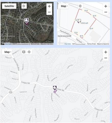 Lot 58, Block 7 Hartsfield Lane, Bella Vista, AR 72715 (MLS #1182527) :: Five Doors Network Northwest Arkansas