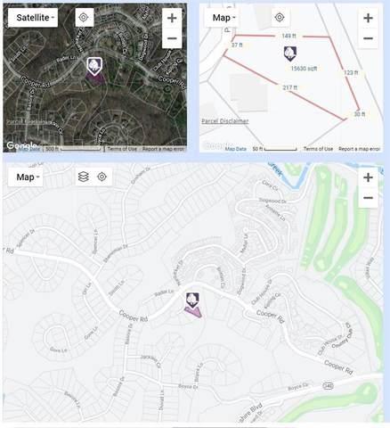 Lot 3, Block 19 Pratt Lane, Bella Vista, AR 72715 (MLS #1182529) :: Five Doors Network Northwest Arkansas