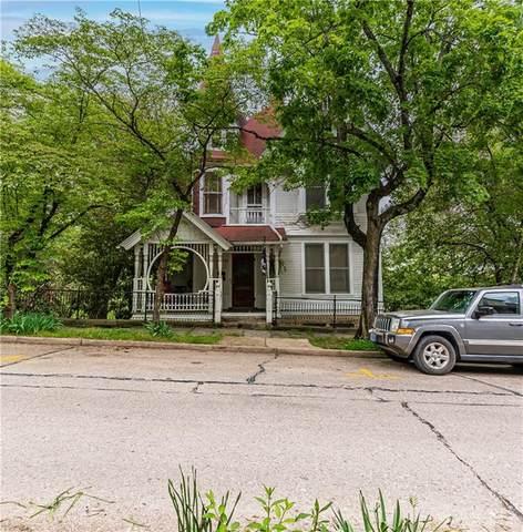 253 Spring Street, Eureka Springs, AR 72632 (MLS #1182557) :: McNaughton Real Estate