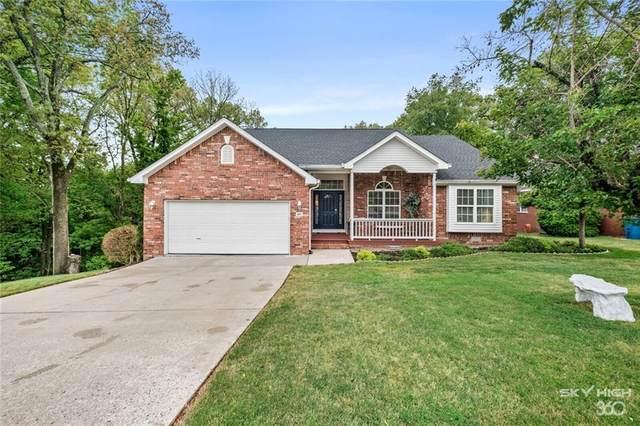 405 Grist Mill, Bentonville, AR 72712 (MLS #1182687) :: Five Doors Network Northwest Arkansas