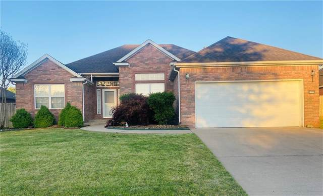 4373 Osprey Street, Springdale, AR 72762 (MLS #1183715) :: United Country Real Estate