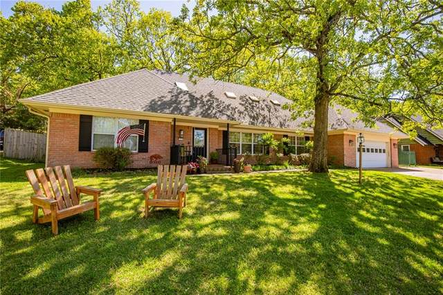 1039 Bonnie Lane, Fayetteville, AR 72703 (MLS #1183742) :: McNaughton Real Estate