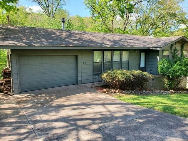 13 Everleigh Drive, Bella Vista, AR 72715 (MLS #1183755) :: Five Doors Network Northwest Arkansas