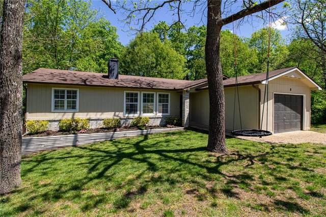 8 Dinton Circle, Bella Vista, AR 72714 (MLS #1183777) :: Five Doors Network Northwest Arkansas