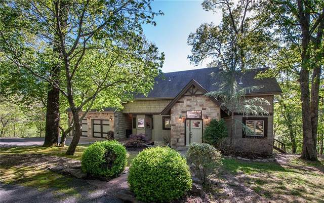 15077 Lakewood Drive, Lowell, AR 72745 (MLS #1183811) :: United Country Real Estate
