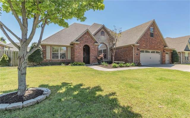 4608 W Quelinda Drive, Rogers, AR 72758 (MLS #1183824) :: United Country Real Estate