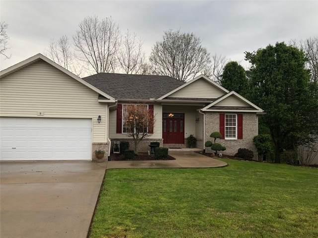 9 Breeghle Lane, Bella Vista, AR 72714 (MLS #1183850) :: United Country Real Estate